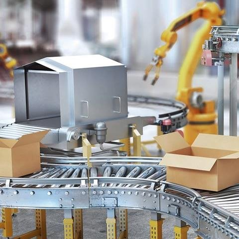 Industrial Automation Factory