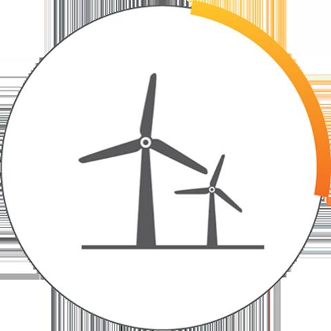 Energy Product Development Icon
